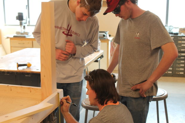 cabinet making classes
