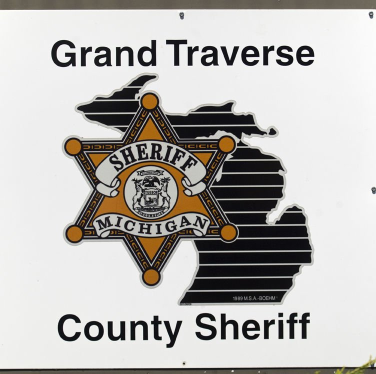Grand Traverse County Sheriff's Department stock blox