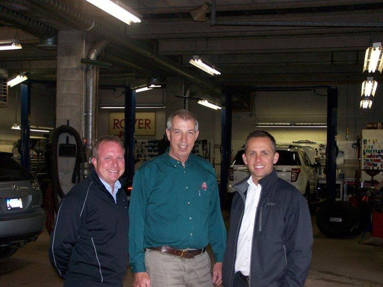 New Owners Park In Daves Garage Traverse City Record