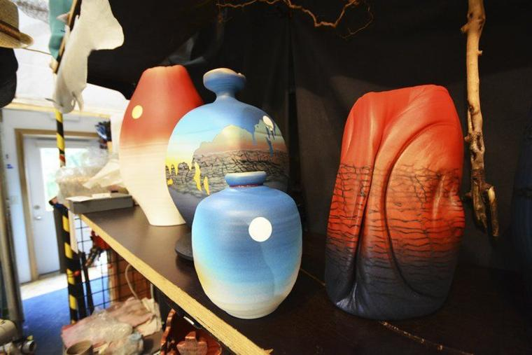 Arts and crafts fairs pay the bills for Arts and crafts fairs