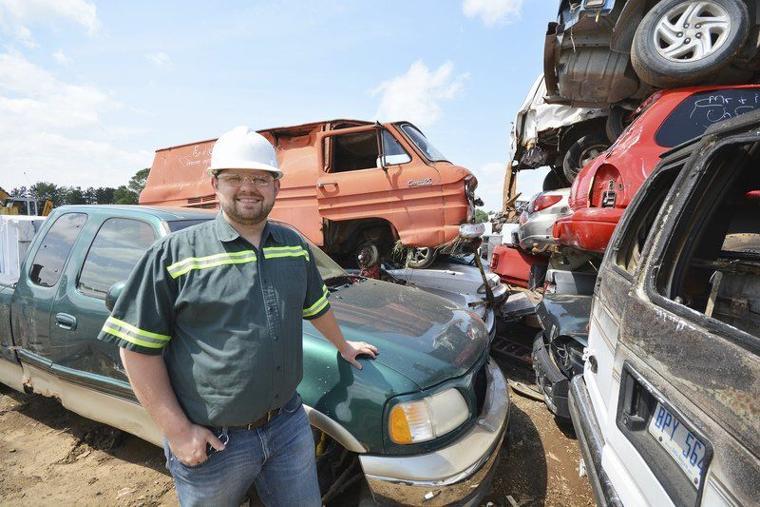 Nathan Hoard - Retail yard manager at Padnos Traverse