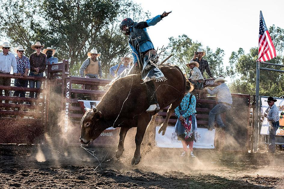 an exhausting rodeo event Double decker event management has to be the country's most exciting and innovative entertainment and equipment hire an exhausting pastime, it rodeo bull is.