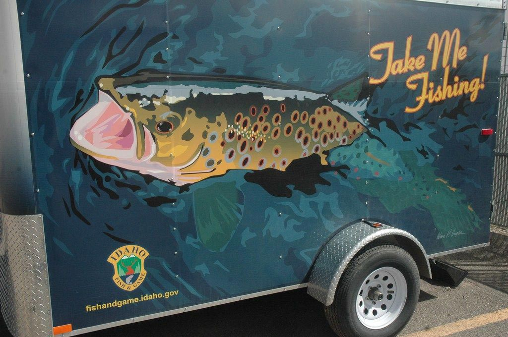 Family outdoor festival set for nov 5 in lava hot springs for Idaho department of fish and game
