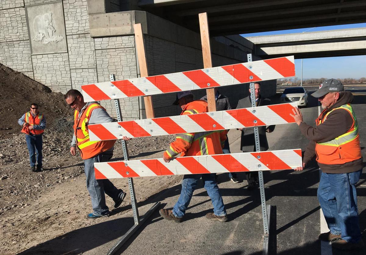 Thornton interchange opens in eastern idaho friday for Thornton builders