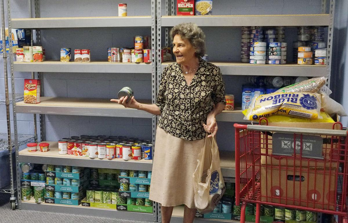 Salvation army in need of food donations news for Madison food pantry volunteer