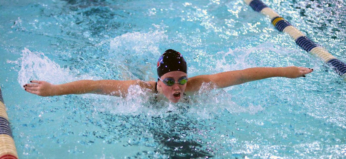 H S Swimming Central Swimmers Pick Up Wins Against Montgomery County Sports