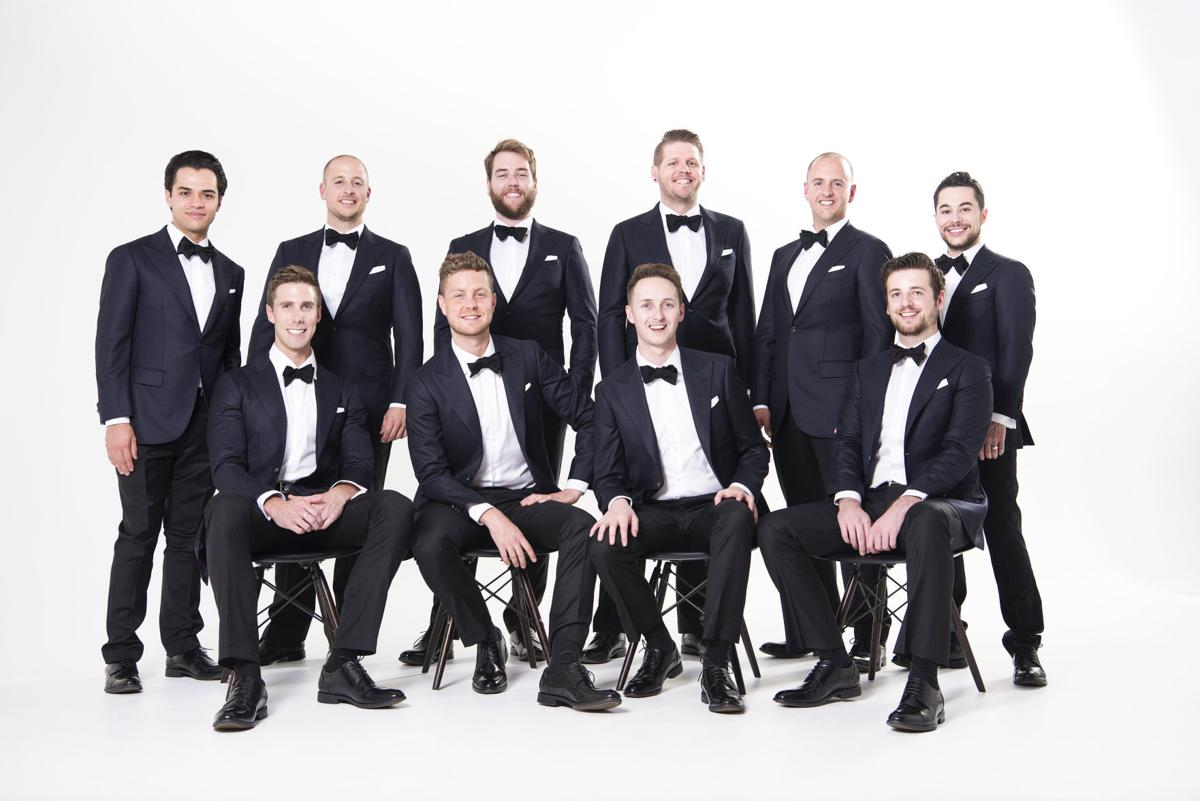 The Privatization Of Special Education >> Ten Tenors bring 'Home for the Holidays' tour to Richmond   News   richmondregister.com