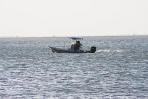 Man missing in boating accident
