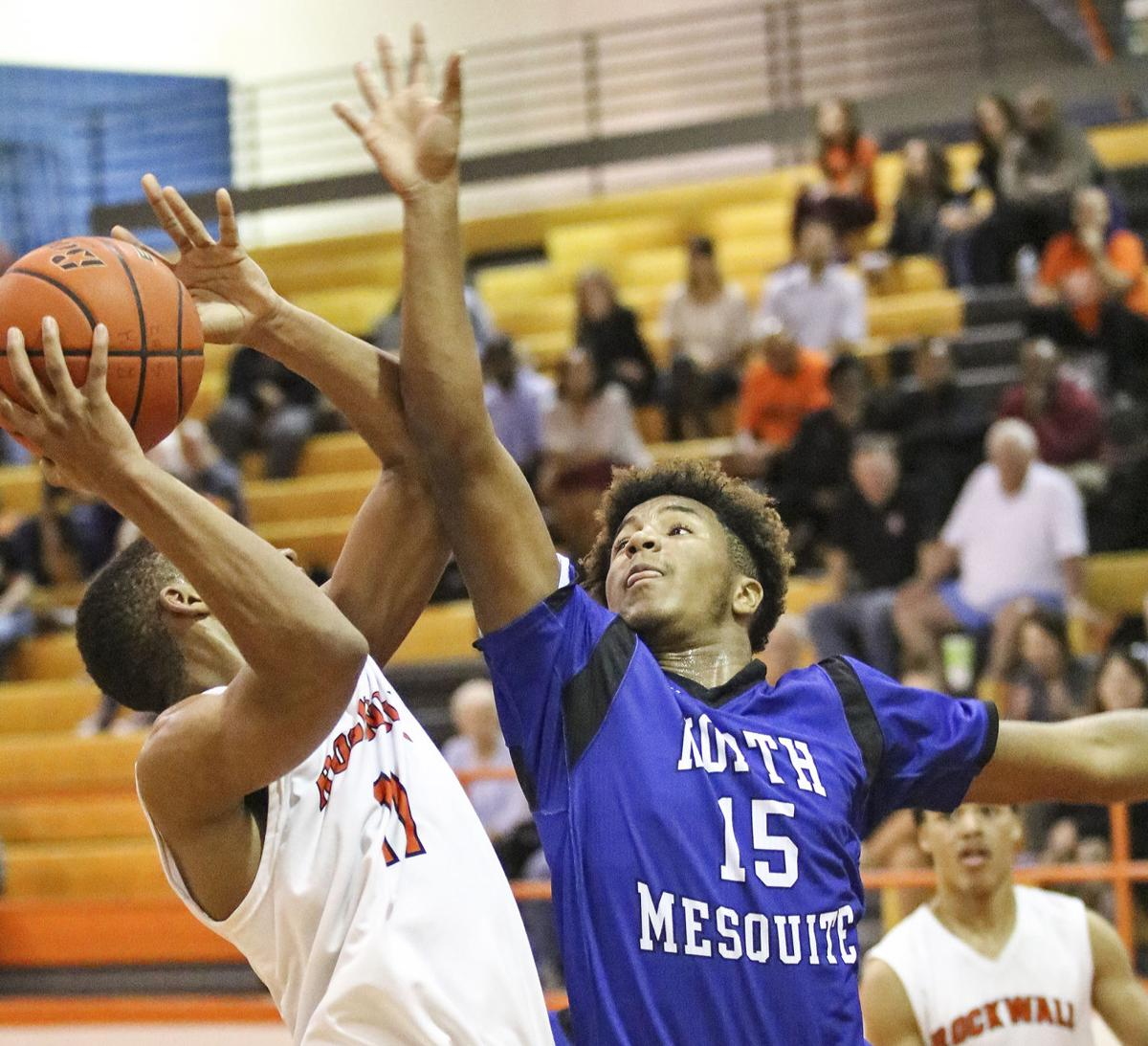 john markon herald banner north mesquite s donte howell fouls rockwall aLz6N4w1