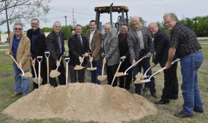 FM 551 Interchange project officially begins