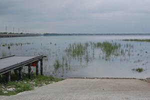 Rains replenish Lake Ray Hubbard, others