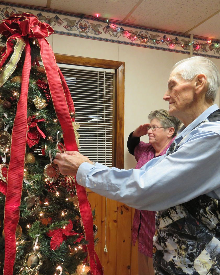 Ornaments for loved ones lost - Tree Of Life Ceremony Honors Memories Of Loved Ones Lost