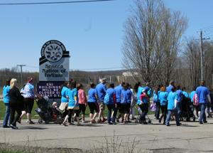 Child Abuse Awareness Walk 4/27