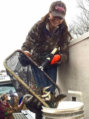 Trout Stocking/Fishing (3/31-4/1)