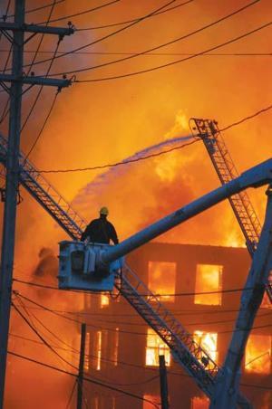 THE FANCHER FURNITURE FIRE