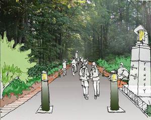 Pennsy Trail Rendering