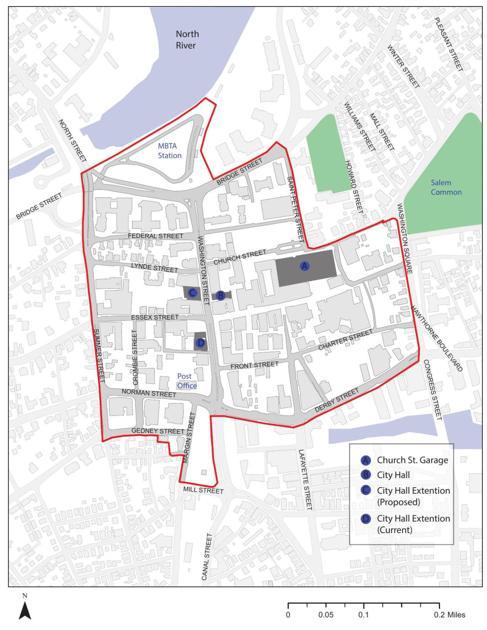 Downtown Salem WiFi Map   Salemnews