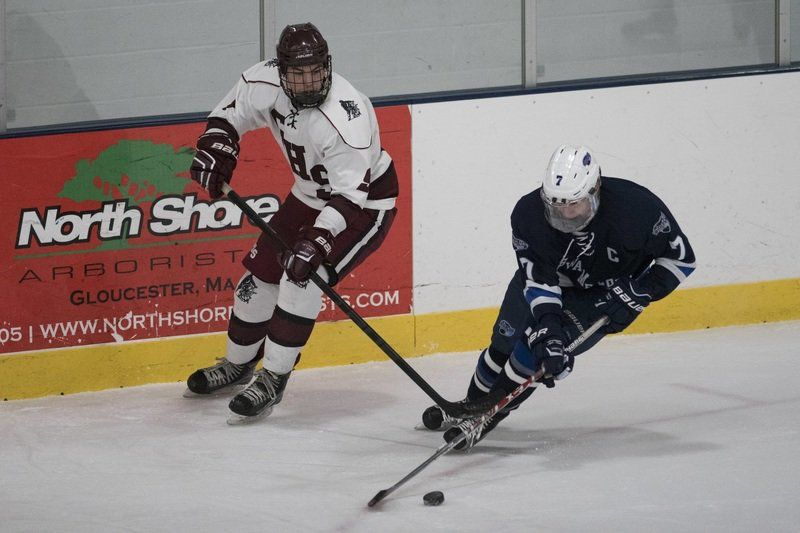 MA H.S.: Boys Hockey Tourney - Postseason Party Begins For Danvers, Marblehead, Swampscott And Prep