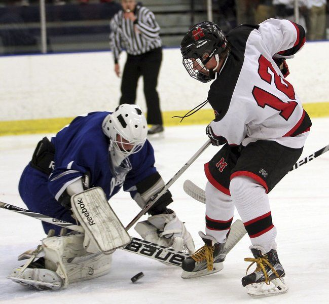 MA H.S.: The Blue Line Report - Dynamite Duo: Kalinowski, Haley Each Closing In On 100 Career Points For Unbeaten Marblehead