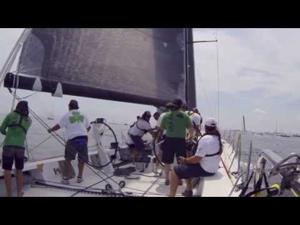 VIDEO: On board view: Marblehead to Halifax Race 2013