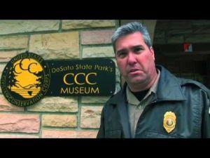 CCC Museum - Desoto State Park