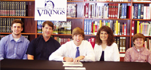Estes chooses Berry College