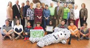 AMS wins state recycling honor, receives $500