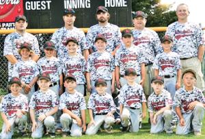 Albertville 7-year-old all-stars