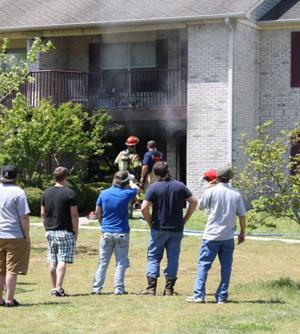 Boaz woman dies following apartment fire