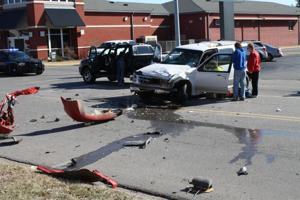 Chase ends in wreck in Albertville 5