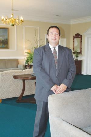 @Work: No two days are alike for Albertville funeral director