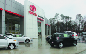 Toyota makes move to new dealership in Albertville