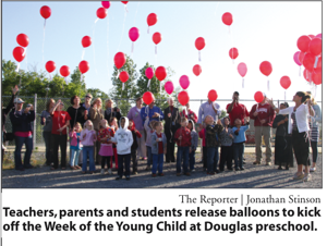 Every week is 'Week of the Young Child' in Marshall County schools