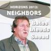 2012 Horizons: Neighbors