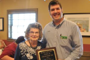 AARPnames Citizen of the Year
