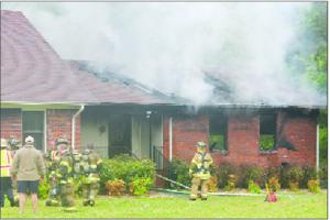 Fire damages Albertville home, cause under investigation