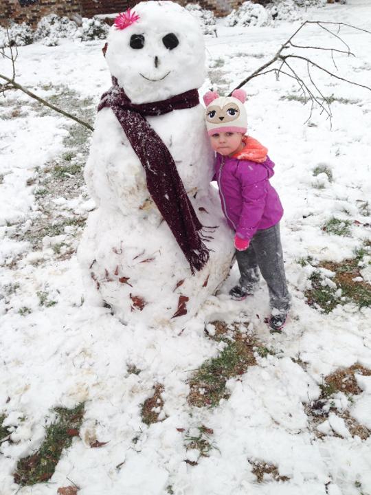 Snowman 6