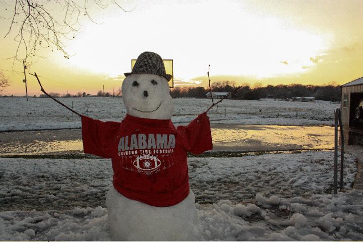 Snowman 10