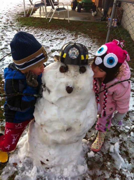 Snowman 12