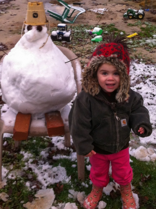 Snowman 13