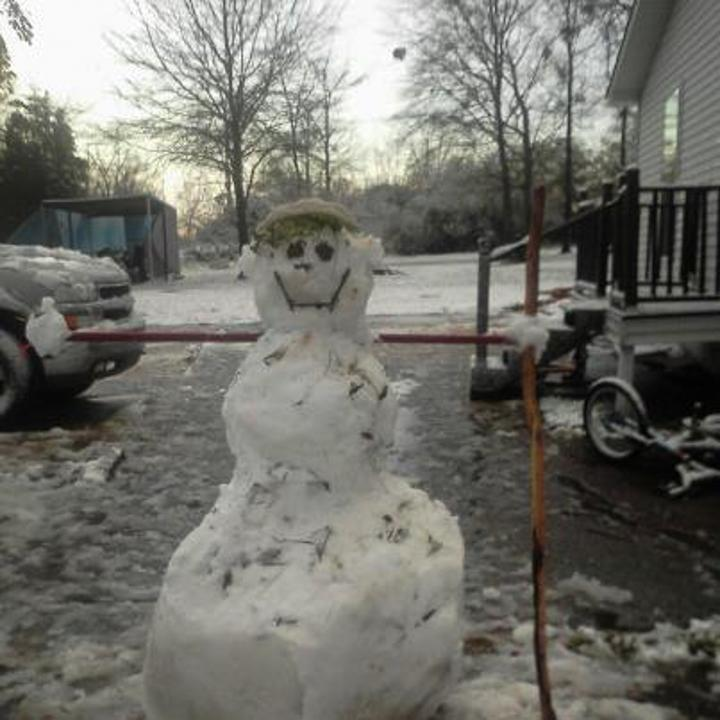 Snowman 14