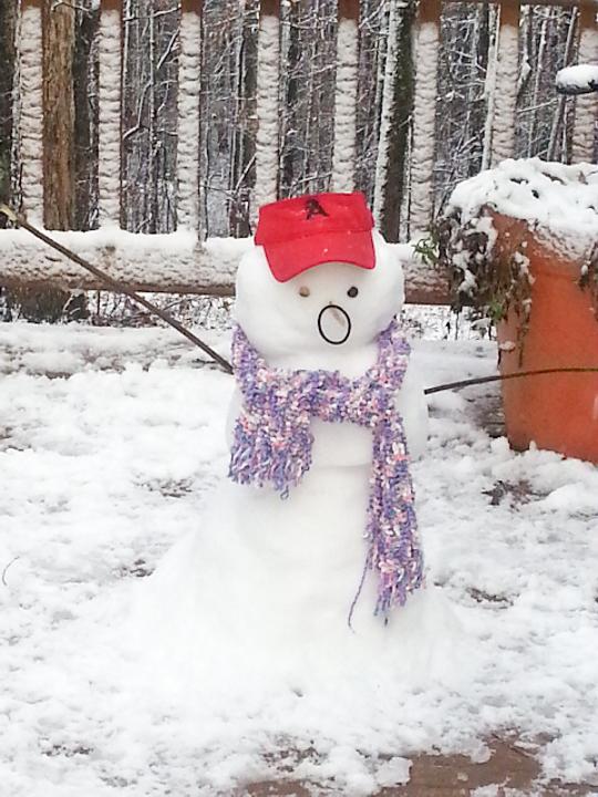 Snowman 15