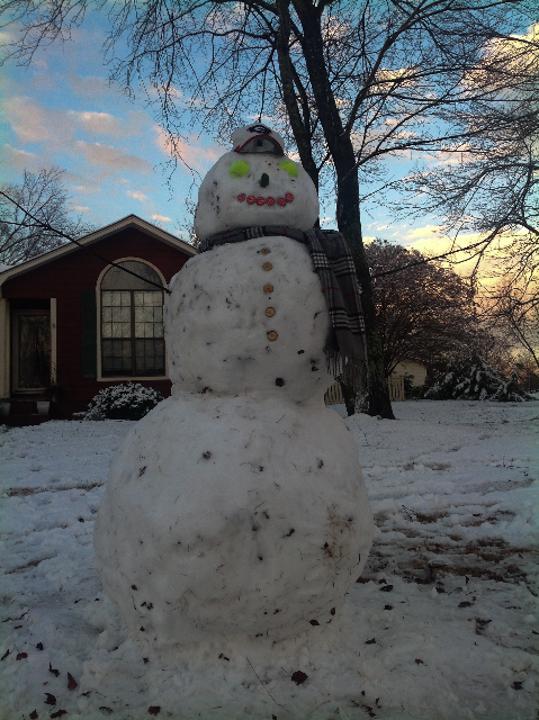 Snowman 19