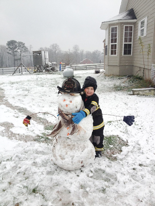 Snowman 20