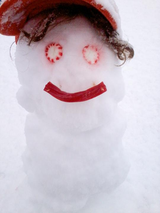 Snowman 21