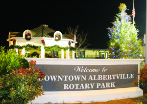 A'ville welcomes holidays