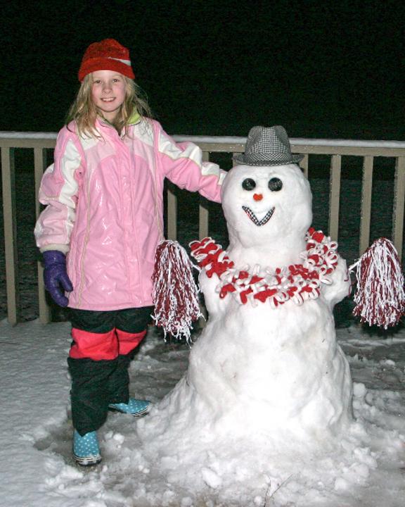 Snowman 24