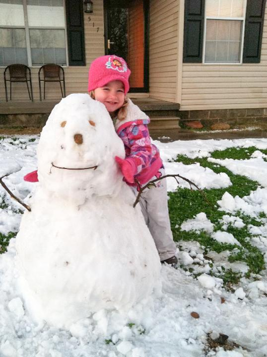 Snowman 28