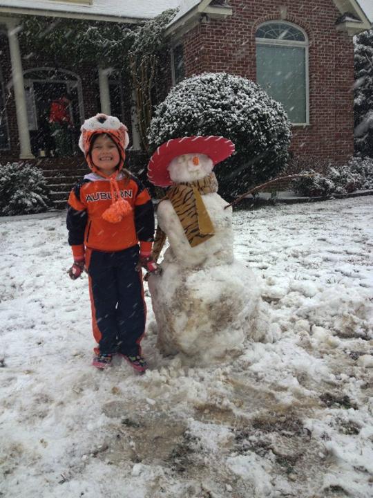 Snowman 29