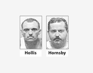 Albertville men arrested for stealing phone wire